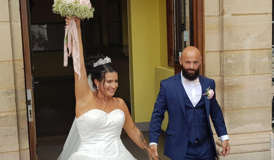 Le mariage de Xavier et Lydie  à Troyes, Aube