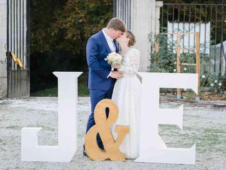 Le mariage de Jessica et Edouard