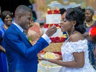 Le mariage de Francis et Grâce