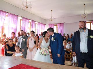 Le mariage de Sandra et Gregory 1