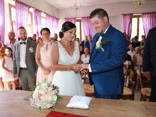 Le mariage de Sandra et Gregory 2