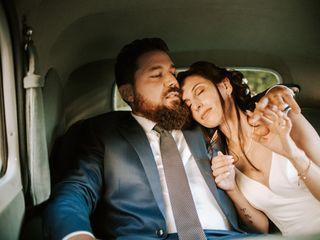 Le mariage de Emmanuelle et Anthony