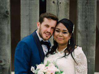 Le mariage de Maxime et Cynthia 1