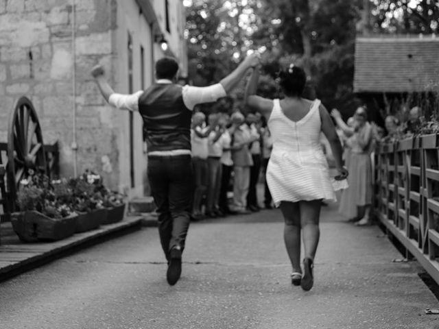 Le mariage de Nicolas et Karina à Bourges, Cher 1