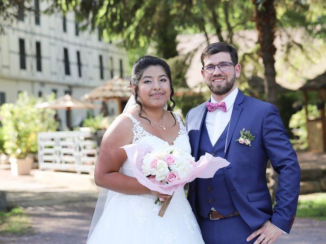 Le mariage de Nicolas et Karina à Bourges, Cher 4