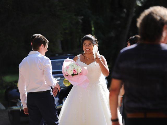 Le mariage de Nicolas et Karina à Bourges, Cher 7