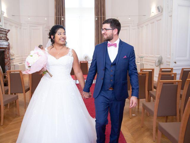 Le mariage de Karina et Nicolas