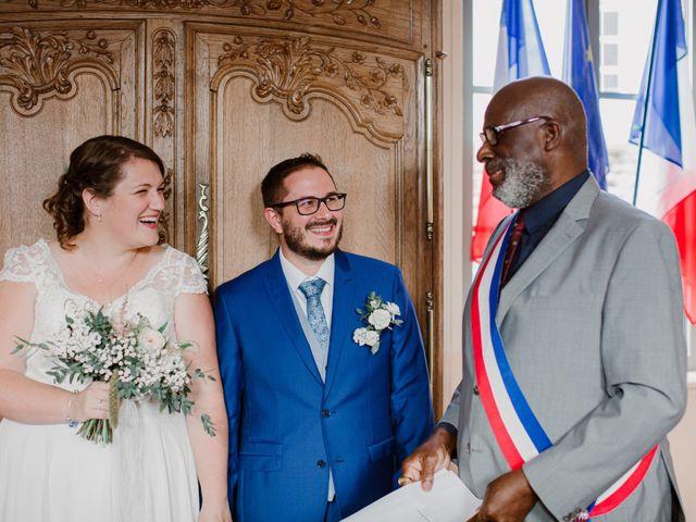Le mariage de Damien et Cécile à Coutances, Manche 2