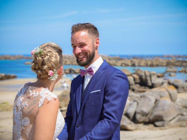 Le mariage de Aimé et Marina à La Roche-Maurice, Finistère 1