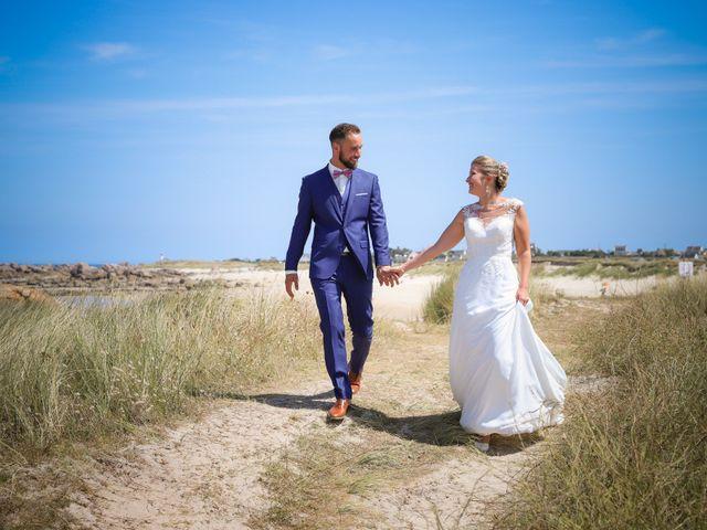 Le mariage de Aimé et Marina à La Roche-Maurice, Finistère 3