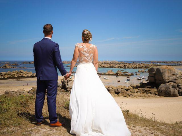 Le mariage de Aimé et Marina à La Roche-Maurice, Finistère 5