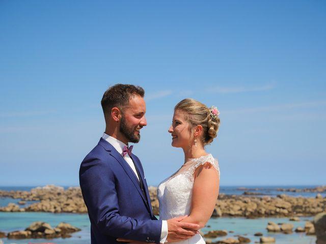 Le mariage de Aimé et Marina à La Roche-Maurice, Finistère 6