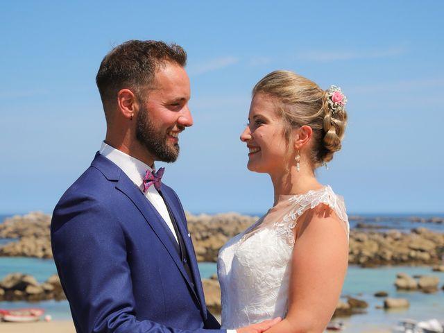 Le mariage de Aimé et Marina à La Roche-Maurice, Finistère 7
