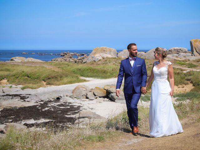 Le mariage de Aimé et Marina à La Roche-Maurice, Finistère 12
