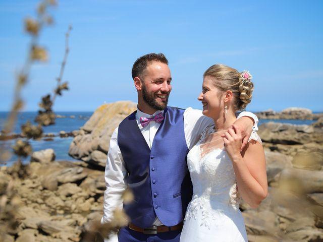 Le mariage de Aimé et Marina à La Roche-Maurice, Finistère 14