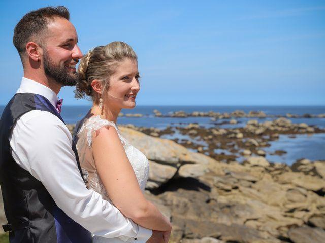 Le mariage de Aimé et Marina à La Roche-Maurice, Finistère 16