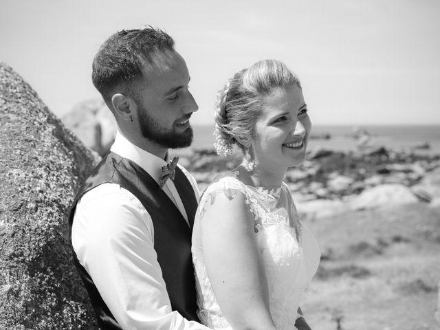 Le mariage de Aimé et Marina à La Roche-Maurice, Finistère 18