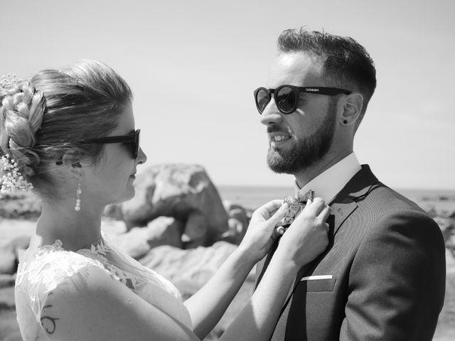 Le mariage de Aimé et Marina à La Roche-Maurice, Finistère 19
