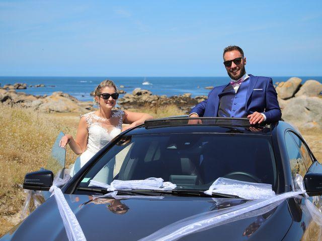 Le mariage de Aimé et Marina à La Roche-Maurice, Finistère 20