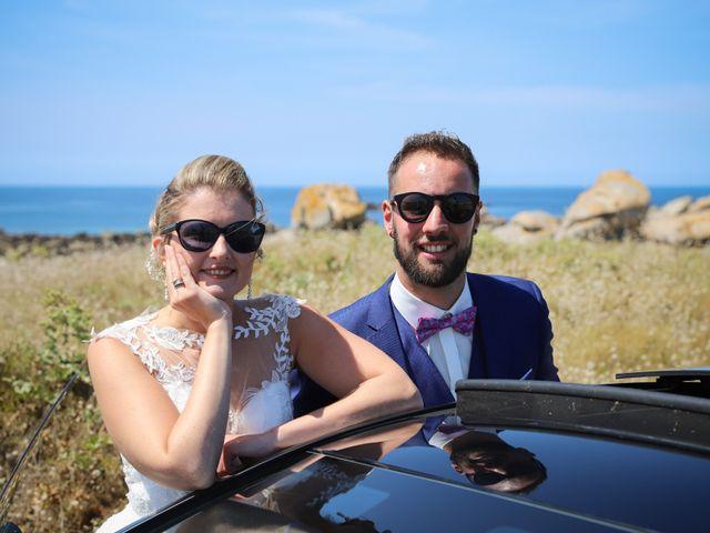Le mariage de Aimé et Marina à La Roche-Maurice, Finistère 21