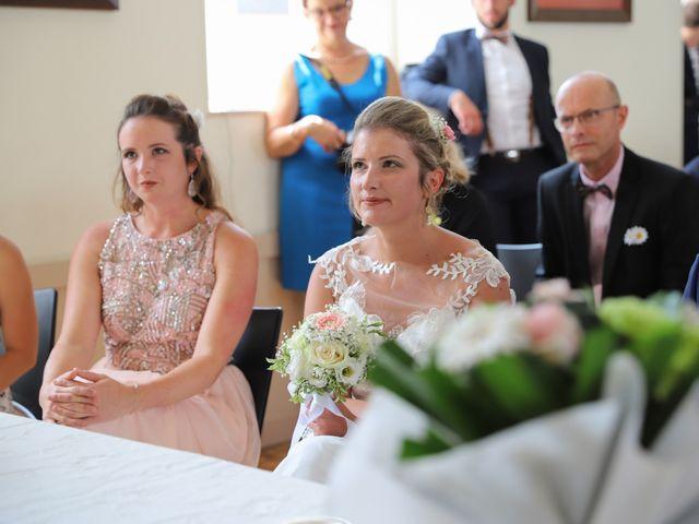 Le mariage de Aimé et Marina à La Roche-Maurice, Finistère 32