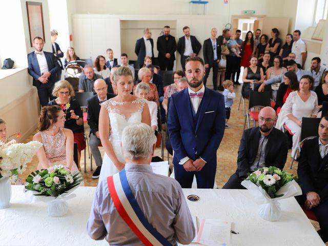 Le mariage de Aimé et Marina à La Roche-Maurice, Finistère 35
