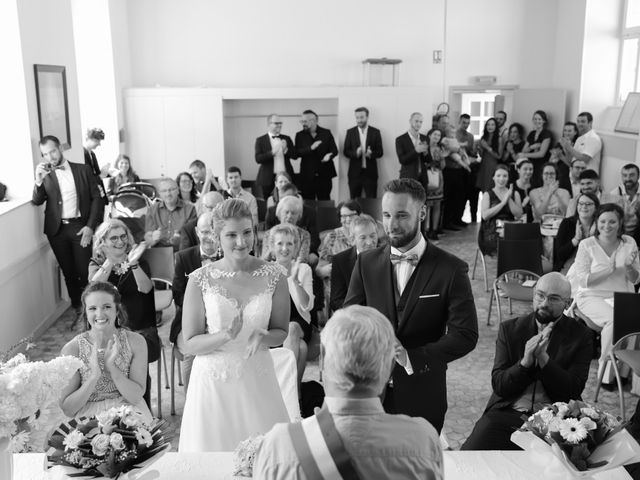 Le mariage de Aimé et Marina à La Roche-Maurice, Finistère 36