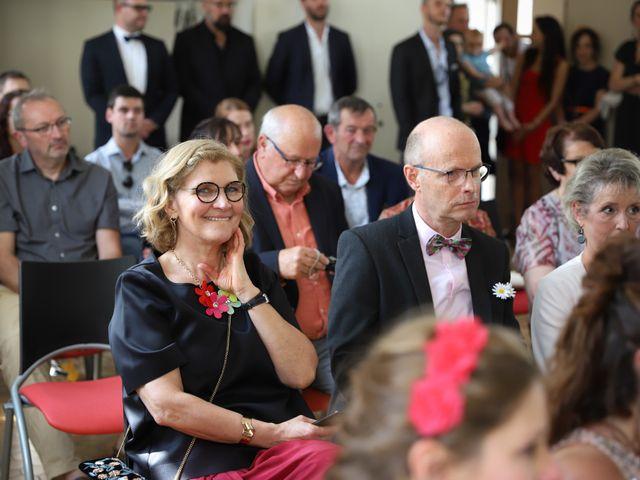 Le mariage de Aimé et Marina à La Roche-Maurice, Finistère 41