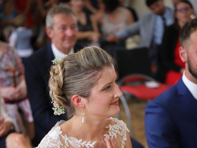 Le mariage de Aimé et Marina à La Roche-Maurice, Finistère 42