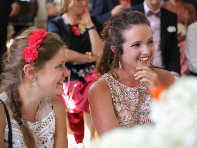 Le mariage de Aimé et Marina à La Roche-Maurice, Finistère 44