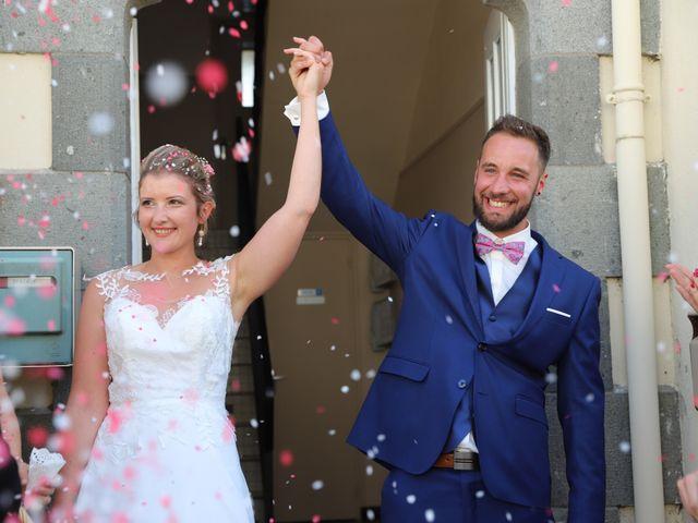 Le mariage de Aimé et Marina à La Roche-Maurice, Finistère 48