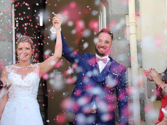 Le mariage de Aimé et Marina à La Roche-Maurice, Finistère 49