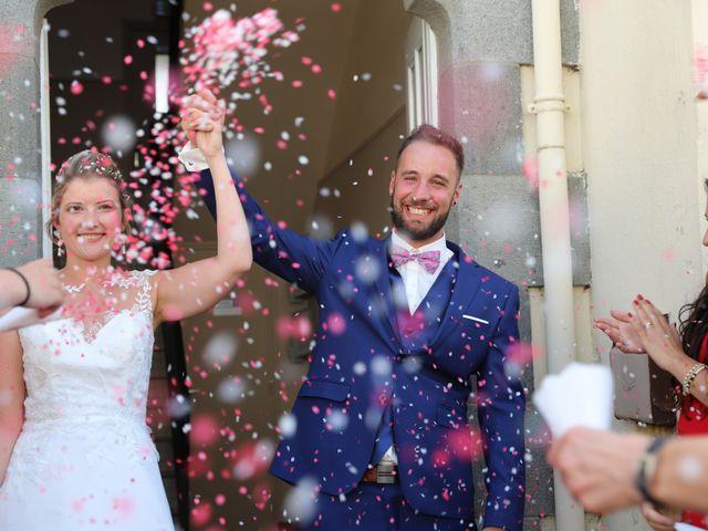 Le mariage de Aimé et Marina à La Roche-Maurice, Finistère 50