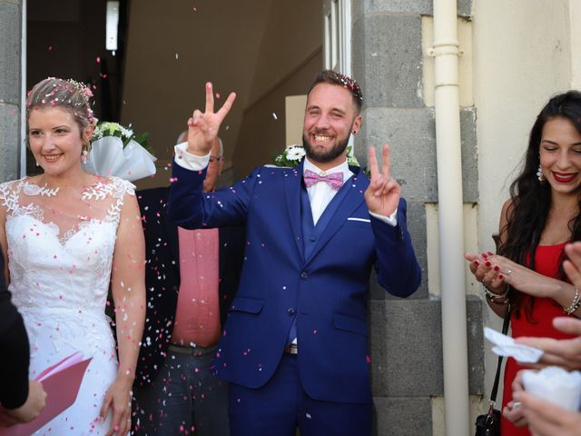 Le mariage de Aimé et Marina à La Roche-Maurice, Finistère 52