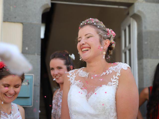 Le mariage de Aimé et Marina à La Roche-Maurice, Finistère 53
