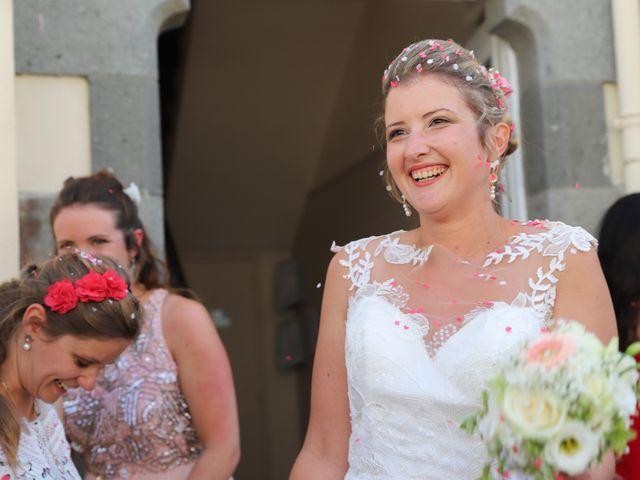 Le mariage de Aimé et Marina à La Roche-Maurice, Finistère 54
