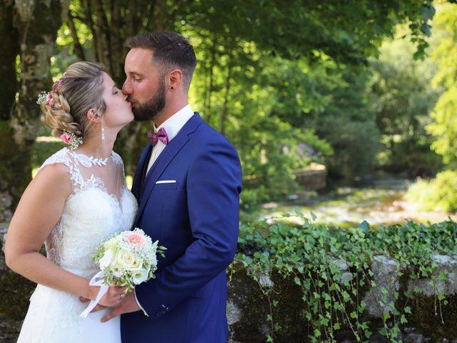 Le mariage de Aimé et Marina à La Roche-Maurice, Finistère 57