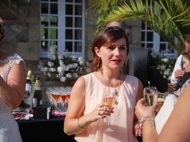 Le mariage de Aimé et Marina à La Roche-Maurice, Finistère 78