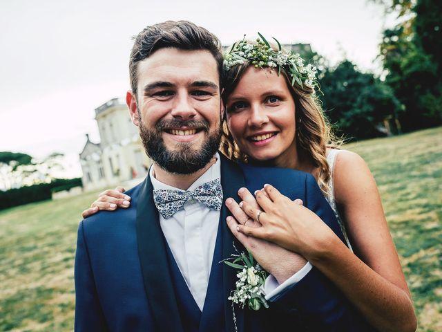 Le mariage de Vincent et Camille à Bordeaux, Gironde 16