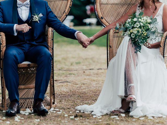 Le mariage de Vincent et Camille à Bordeaux, Gironde 86