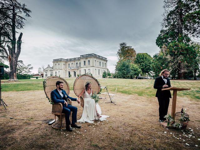Le mariage de Vincent et Camille à Bordeaux, Gironde 90