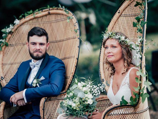 Le mariage de Vincent et Camille à Bordeaux, Gironde 107