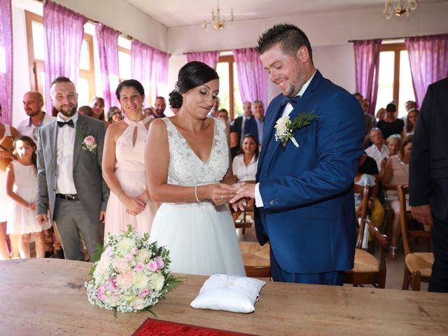 Le mariage de Gregory et Sandra à Saint-Gervasy, Gard 3