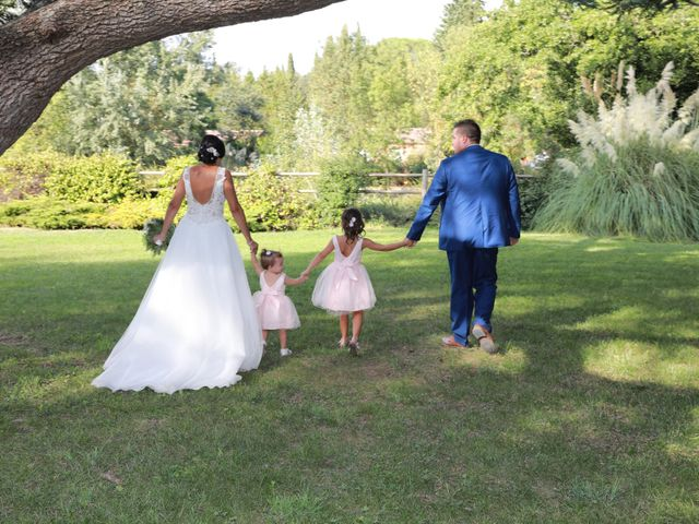 Le mariage de Gregory et Sandra à Saint-Gervasy, Gard 4