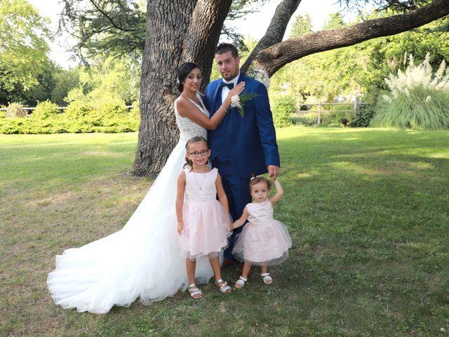 Le mariage de Sandra et Gregory