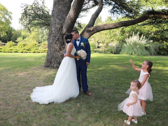 Le mariage de Gregory et Sandra à Saint-Gervasy, Gard 5