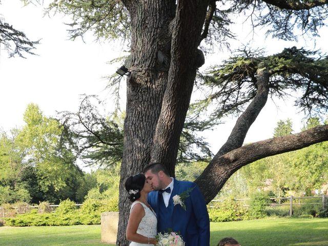 Le mariage de Gregory et Sandra à Saint-Gervasy, Gard 6