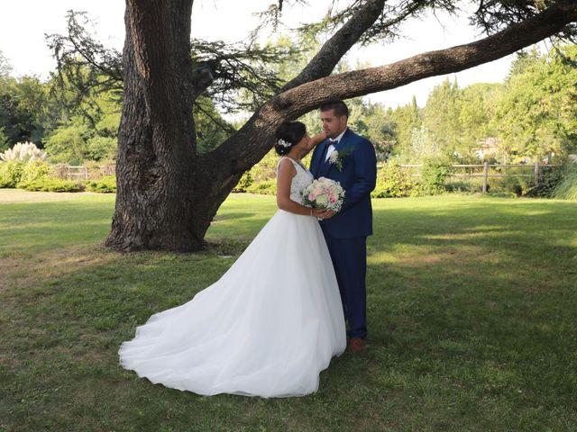Le mariage de Gregory et Sandra à Saint-Gervasy, Gard 7