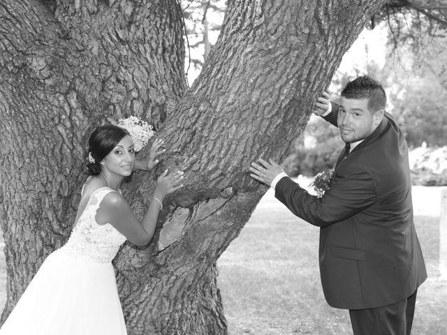 Le mariage de Gregory et Sandra à Saint-Gervasy, Gard 10