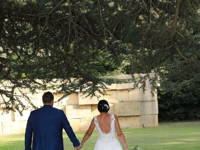 Le mariage de Gregory et Sandra à Saint-Gervasy, Gard 11